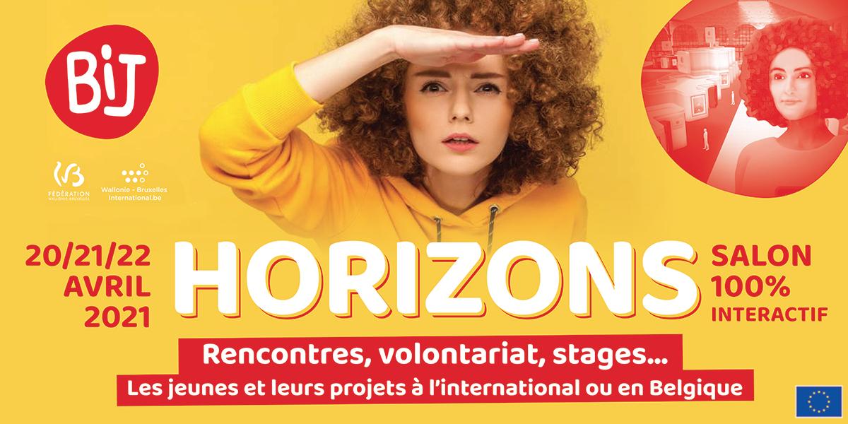 Salon Horizons: Rencontre, volontariat, stage,...